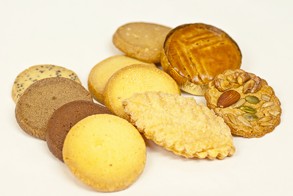 ラ・ナチュレーブのクッキー